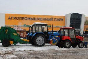 """Агропромышленный парк """"Самара"""" начнет работу осенью 2018 года"""