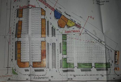 «Агропарк» обещает решить проблему с пробками на Приморском бульваре