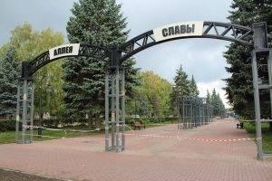 """""""Аллею славы"""" в Тольятти сравнивают с кладбищем и концлагерем"""