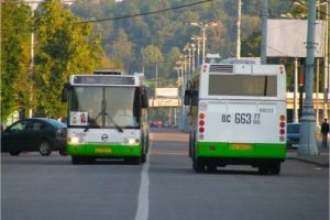 Водители общественного транспорта в Тольятти уже рвутся на лесную дорогу