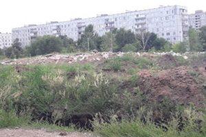 На уборке бетонолома в парке Победы пытались «наварить» более 50 млн. рублей?