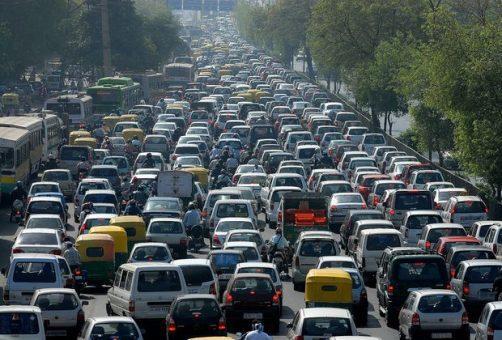 В Тольятти снизилось количество зарегистрированного транспорта