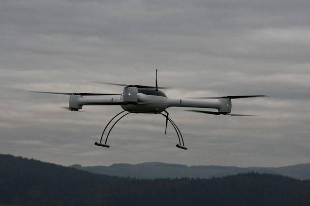 Леса в Тольятти будут патрулировать с помощью дрона