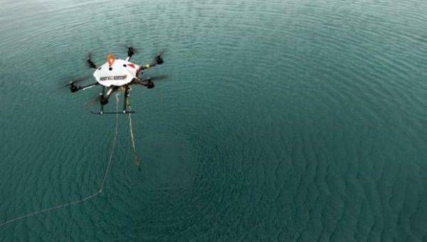 Тольяттинские специалисты разрабатывают дроны для измерения загрязнения водоемов
