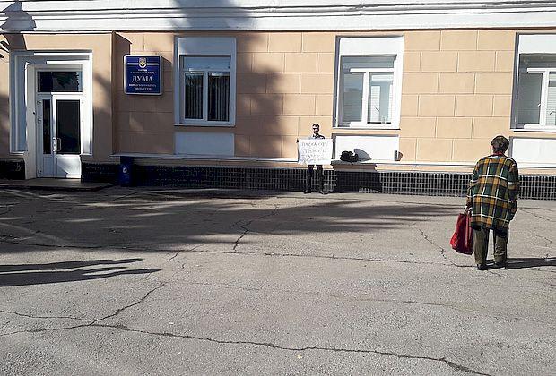 Тольяттинская дума рассмотрела вопрос о доступной городской среде для инвалидов