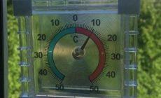 Температура в апреле будет держаться в пределах нормы