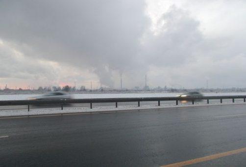 В смоге над Тольятти виновно неизвестное промышленное предприятие