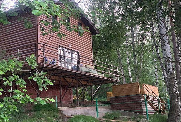 Турбазу в Ставропольском районе постановили снести