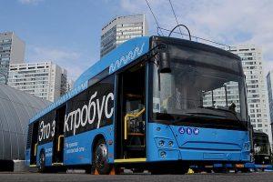 Самара получит первый электробус в течение месяца