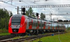 Азаров ищет деньги для запуска скоростной электрички между Самарой и Тольятти