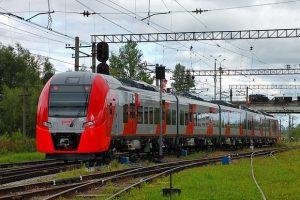 Прошли испытания новой скоростной электрички на маршруте Самара-Тольятти
