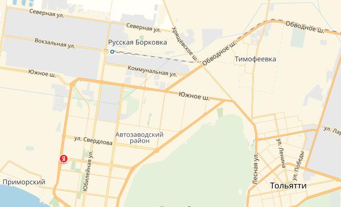 Разработчики генплана предложили включить в границы Тольятти три пригородных поселения