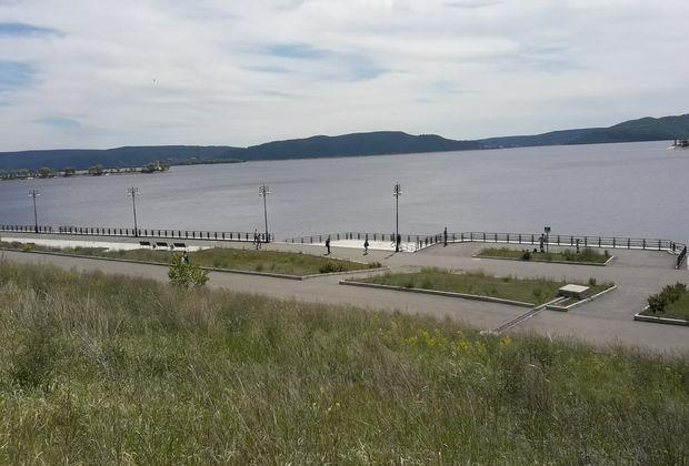 Жителям Тольятти предложили обсудить обустройство набережной Комсомольского района