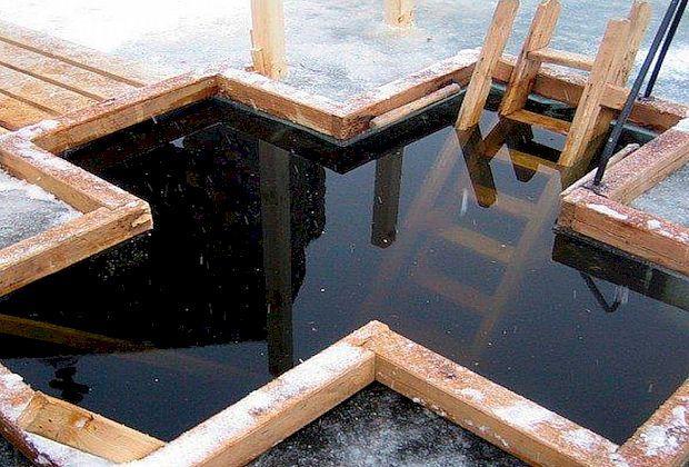 Празднование Крещения под угрозой из-за аномально теплой погоды