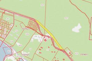 Лесопарковое шоссе планируется «спрямить» и вырубить 2,7 га леса