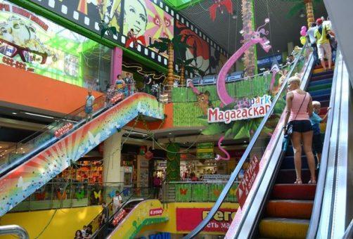 Игровые зоны всех торговых центров перенесут на нижние этажи