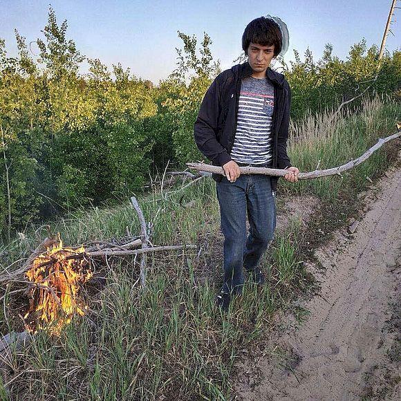 В Тольятти лесной маньяк-поджигатель напал на человека