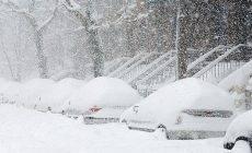 Снежный ураган ждет регион в ближайшие сутки
