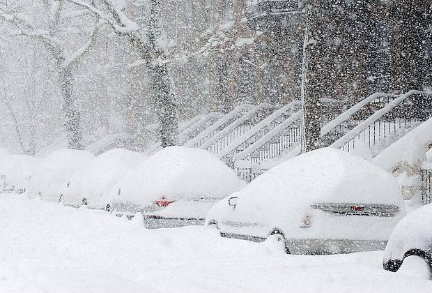 Синоптики: на этой неделе Поволжье заметет снегом