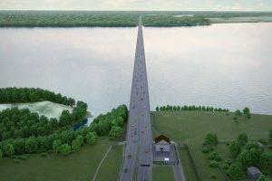 Пять причин НЕ строить мост через Волгу в Климовке