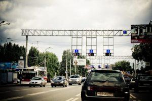 На Московском шоссе устранят колейность