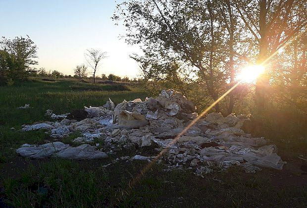 Тольяттинцам за сбор мусора предложили велосипед