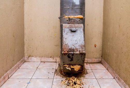 Пригрозил заварить мусоропроводы