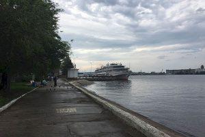Набережную в Тольятти выставят на торги