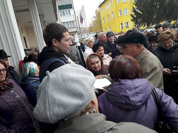 Построят ли свалку в Новосемейкино?