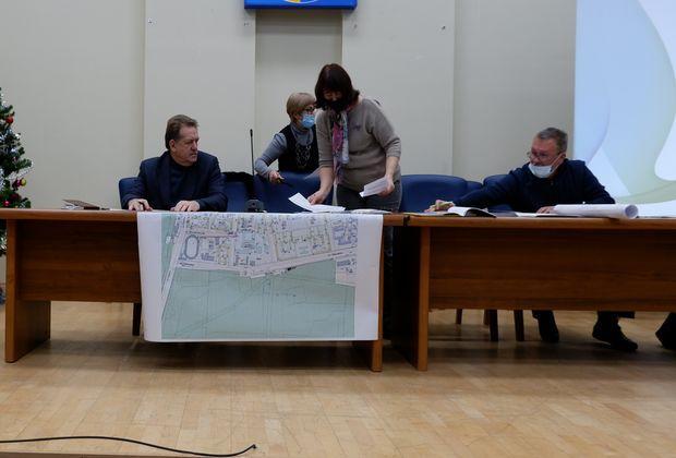 В Тольятти обсудили строительство автомойки в лесу