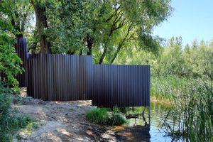 Участок тольяттинского леса на берегу Волги отдали в частную собственность и огородили забором