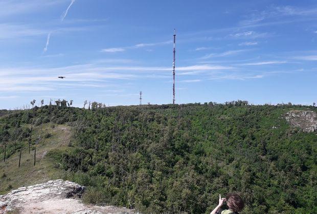 Представлен проект застройки горы Отважной