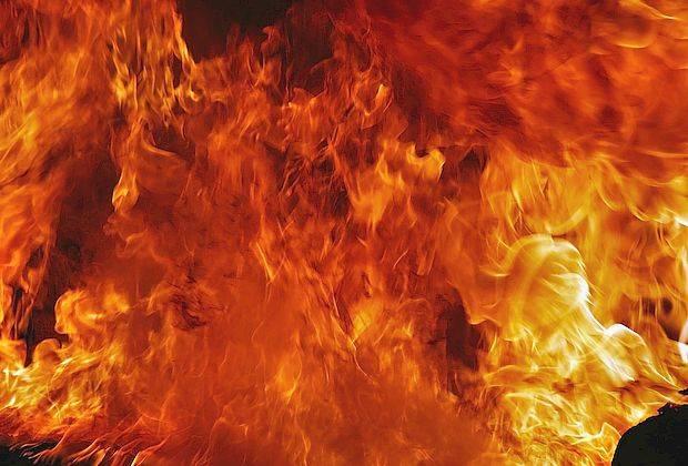 МЧС напомнило о пожарной безопасности в морозы