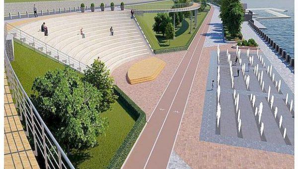 В Тольятти представили проект новой набережной