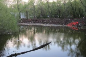 Суд обязал расчистить пруд Сухой около самарского Педуниверситета