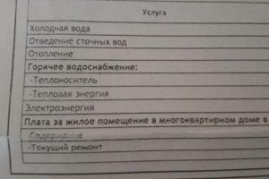 «Перевыставить счета» за ЖКХ в Тольятти пока не получается