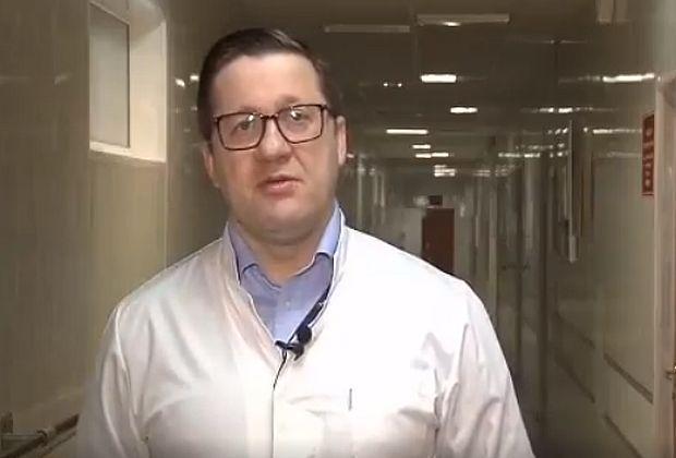 Министр здравоохранения призвал не посещать больницы без крайней необходимости