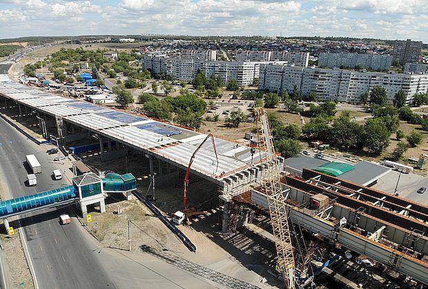 Дорожники опровергают информацию о переносе сроков сдачи развязки на М-5 в Тольятти