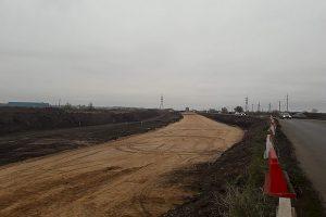 Правительство региона ищет подрядчиков для строительства дороги Тольятти-Ягодное, хотя работы уже идут