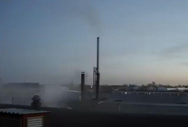 «Продмаш» пожаловался губернатору на завод «Самцветлит» по поводу загрязнения атмосферы