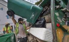 Стало известно, как вырастет плата за вывоз мусора