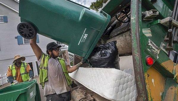 Нужно ли платить за вывоз мусора, которого нет
