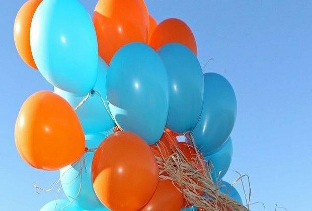 В Самаре запретили запуск воздушных шаров на празднике выпускников