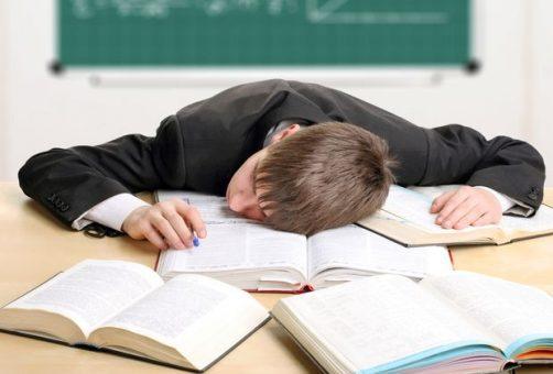 Прокуратура: самарских школьников перегружали заданиями