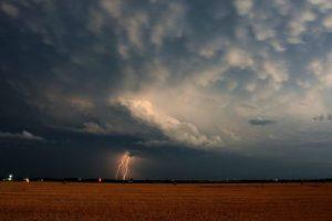Синоптики предупредили о приближении шторма к Самарской области