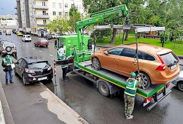 Расценки на эвакуацию автомобилей повысят