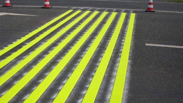 В Самаре и Тольятти установят шумовые полосы на автодорогах