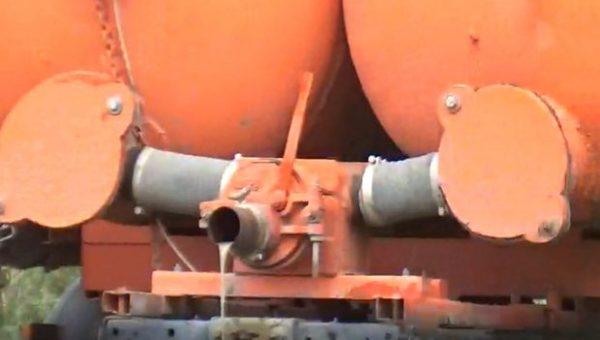 Экоактивисты: вазовские жидкие отходы сливали на берегу реки