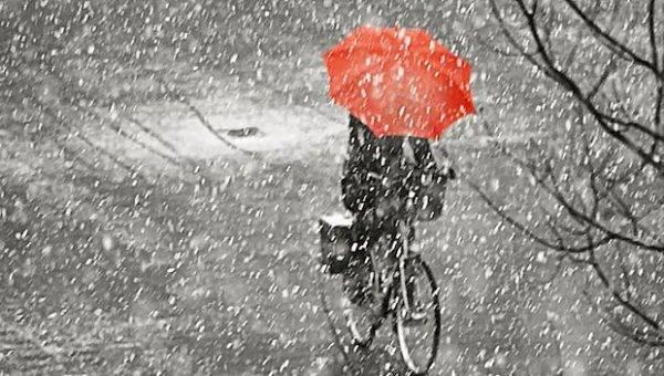 Метеорологи вновь обещают снег