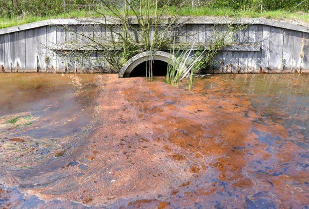 Прокурор пресек сброс сточных вод в реки области